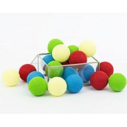 Cotton Balls Mint Love 10 kul