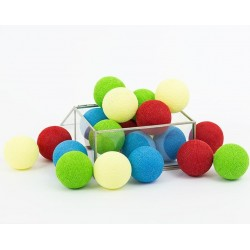 Cotton Balls Mint Love 35 kul