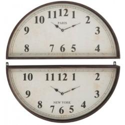 Zegar Francuski Dwuczęściowy
