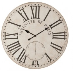 Duży Zegar Prowansalski Antiquite