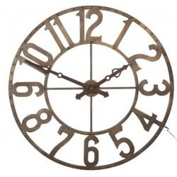 Duży Zegar Rustic