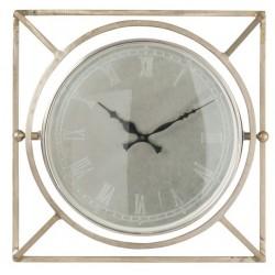 Złoty Zegar Kwadrat