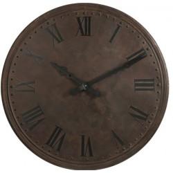 Duży Zegar Brązowy B