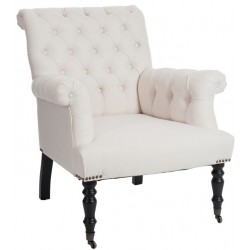 Fotel Prowansalski Jasny