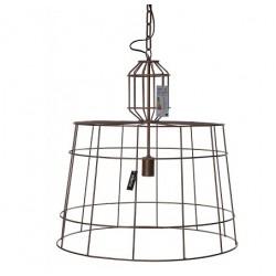 Lampa Metalowa Mono Aluro