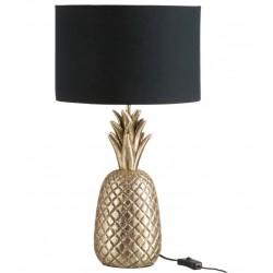 Lampa Loftowa Czarna A