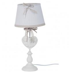 Lampa Stołowa z Ceramiczną Kulką