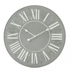 Duży Zegar Szary