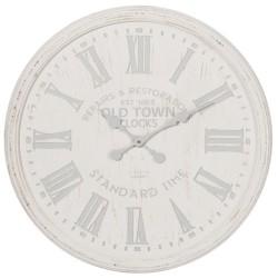 Duży Zegar Postarzany