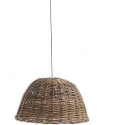 Wiklinowa Lampa Sufitowa B
