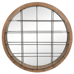 Lustro Loftowe Okrągłe B