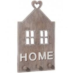 Wieszak Na Klucze Drewnianty Home