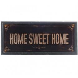Duża Tablica z Napisami Sweet Home