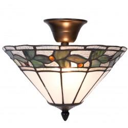 Lampa Tiffany Sufitowa B