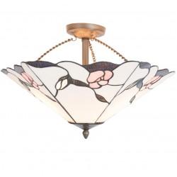 Lampa Tiffany Sufitowa C