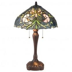 Lampa Tiffany Stołowa Duża 2