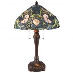 Lampa Tiffany Stołowa Duża 6