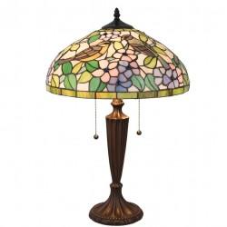 Lampa Tiffany Stołowa Duża 7
