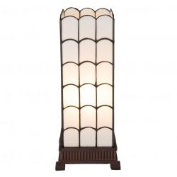 Lampa Tiffany Stołowa Prosta B