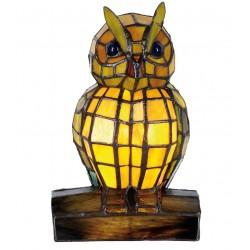 Lampa Tiffany Stołowa Manekin