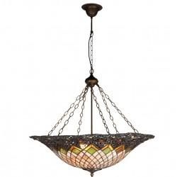 Lampa Tiffany na Łańcuchach B