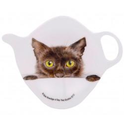 Ociekacz Na Herbatę z Kotem