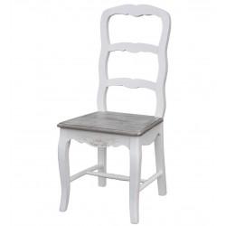 Białe Krzesło Prowansalskie Rimini White