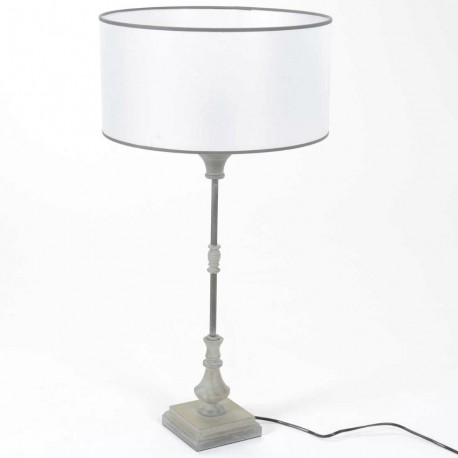 Stylowa i elegancka lampka nocna idealna do sypialni na stolik nocny.