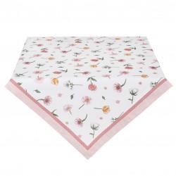 Obrus Prowansalski Kwiaty Kwadratowy A