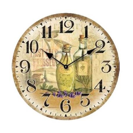 Zegar z Oliwą B