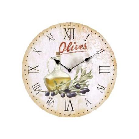 Zegar z Oliwkami A