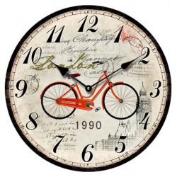 Zegar z Rowerem A