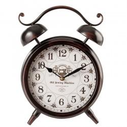 Zegarek Retro w Kształcie Budzika
