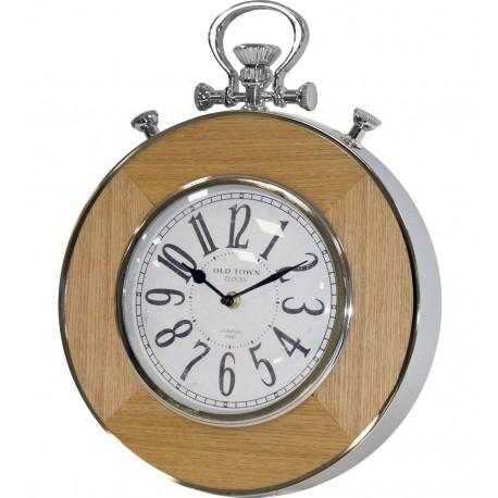 Zegary ścienne z kolekcji Hamptons to sposób na elegancką aranżację ściany.