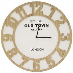Zegar Hamptons Ścienny