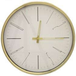 Złoty Zegar Ścienny