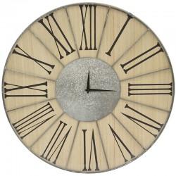 Zegar Ścienny Drewniany Old Town