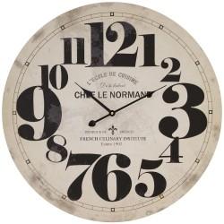 Zegar z Angielskimi Napisami
