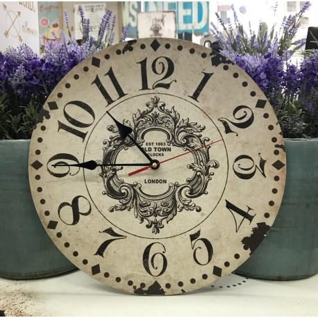 Zegar w Stylu Francuskim B