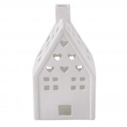 Lampka Dziecięca Ceramiczna Domek C