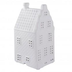 Lampka Dziecięca Ceramiczna Domek A