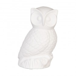 Lampka Dziecięca Ceramiczna Sowa B