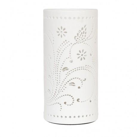 Lampka Dziecięca Ceramiczna Ażurowa 2C