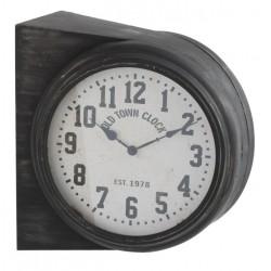 Potrójny Zegar Ścienny Loft