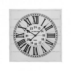 Zegar w Stylu Prowansalskim Kwadratowy
