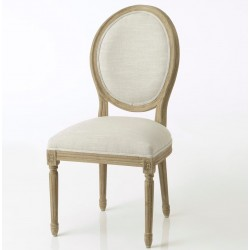 Krzesło Prowansalskie Medalion 2