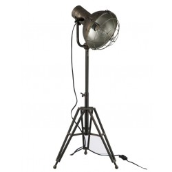Lampa Podłogowa Reflektor Industrialna C