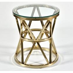 Stolik Belldeco Deluxe Gold 2A