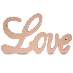 Napis Love z Ramką Stojący