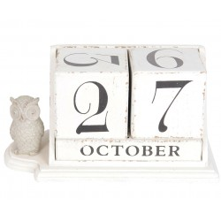 Kalendarz z Klockami Retro